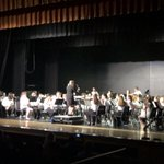 Image for the Tweet beginning: Band time! @worcesterpublic  #wpslearns