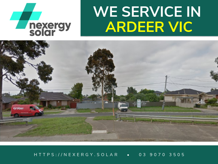 Our team of #solarexperts can provide you a fast, high quality, and affordable solar installation in #Ardeer. We will take care of the whole process from installation. Install #SolarPanels today at Nexergy Solar!  https://nexergy.solar/solar-installation-in-ardeer/…pic.twitter.com/a8YI0DPiAI