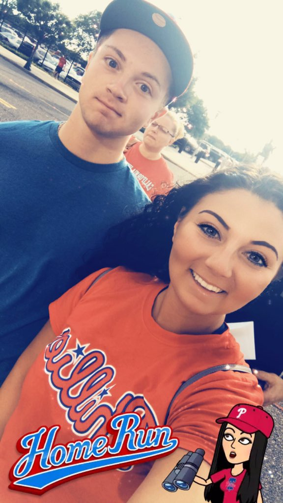 #BeTherePhillies – at Citizens Bank Park