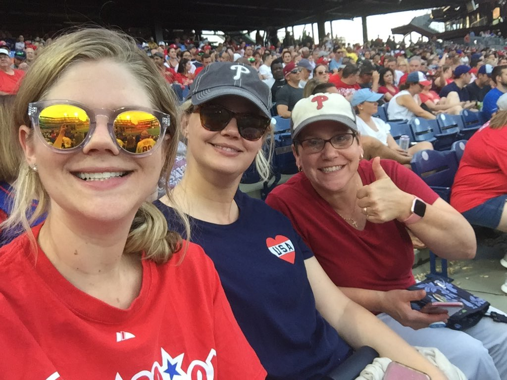 GO PHILLIES! #betherephillies #iste2019