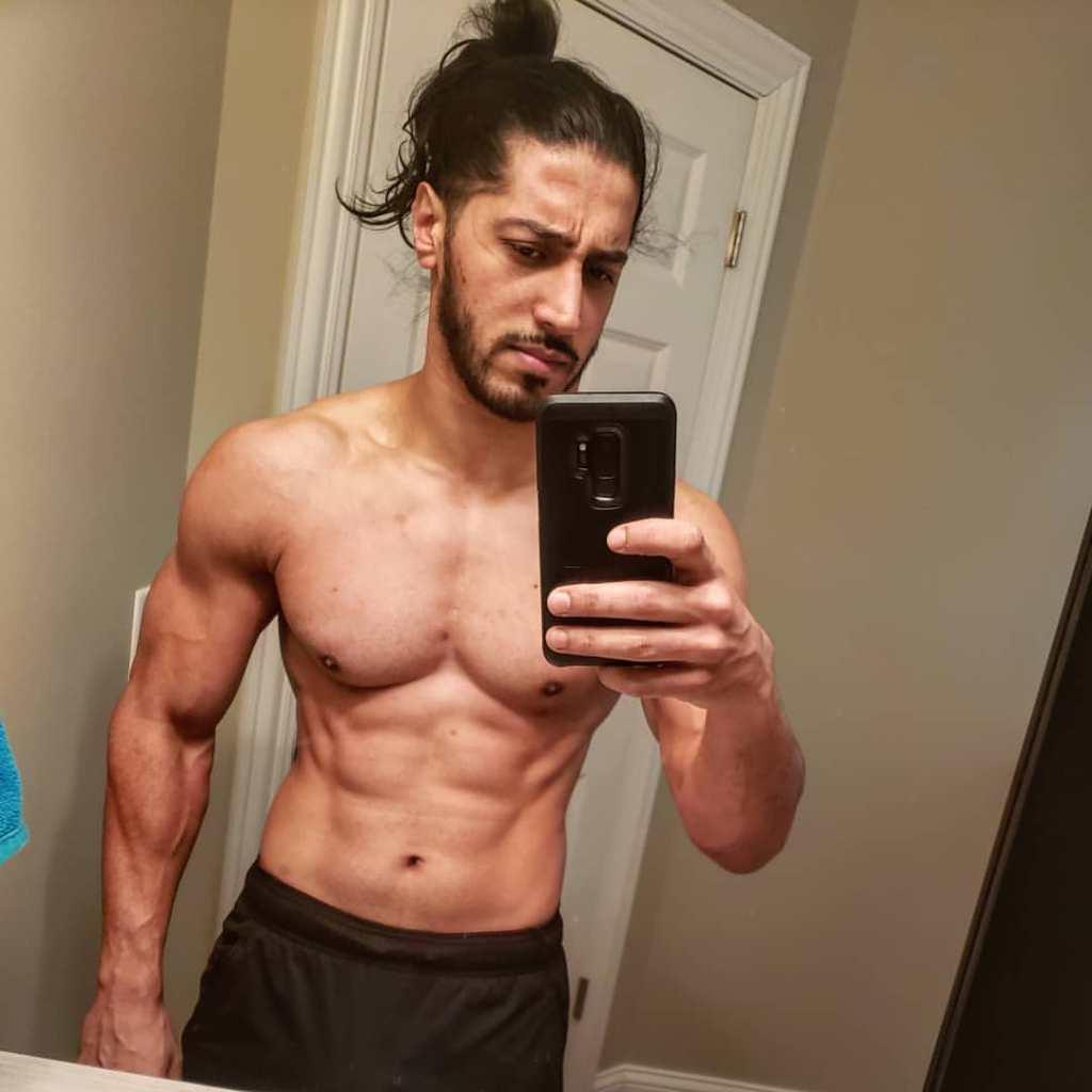 Mustafa Ali Adam Cole (link: https://www.instagram.com/aliwwe/) #mustafaali #wwe #wweraw #wwesmackdown #wwenxt #mondaynightraw #smackdown #nxt #wrestling #wrestler #prowrestling #undisputedera #prowrestler #pridemonth #pride2019 http://thehottestmenaround.science.blog/2019/06/25/mustafa-ali/…