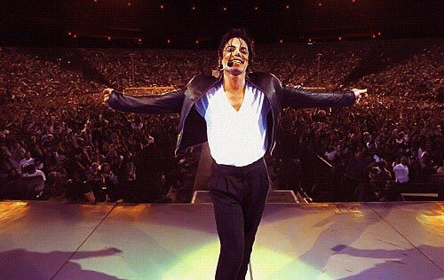 """It's been my dream since I was a child to somehow unite people of the world through love and music."" - Michael Jackson #10YearsWithoutMichaelJackson"