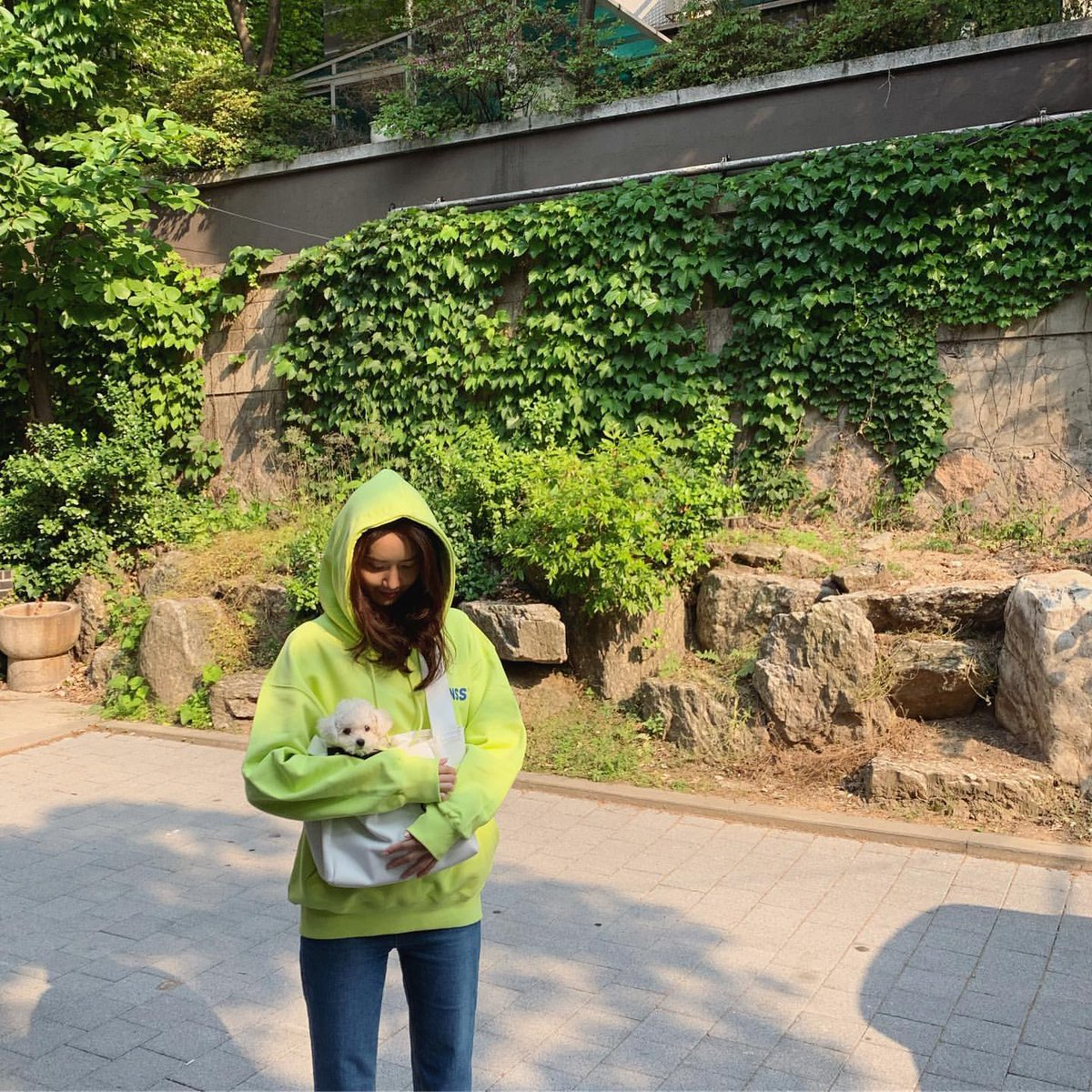 Tổng hợp SNS của Yoona D990K-aWkAEOjC2