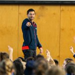 Image for the Tweet beginning: We're in Adelaide! Anthony Minichiello