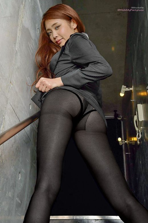 most-pantyhose-ever-worn