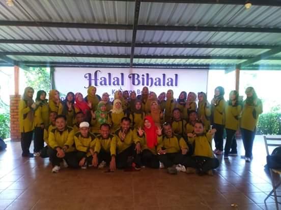 Halal bi Halal Keluarga Besar Dinas PPPA Kabupaten Sukabumi di Kawasan Wisata Bukit Baros Cempaka Kec. Kebonpedes Kab. Sukabumi (20/6)  #idulfitri1440h #bukitbaros #sukabumi #outbound #halalbihalal
