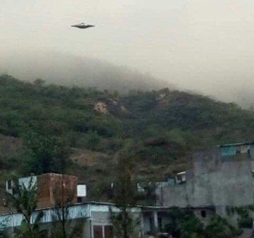 Avvistamento UFO 2019 in Messico