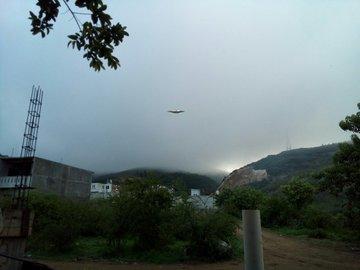 I cittadini di Oaxaca in Messico registrano un UFO