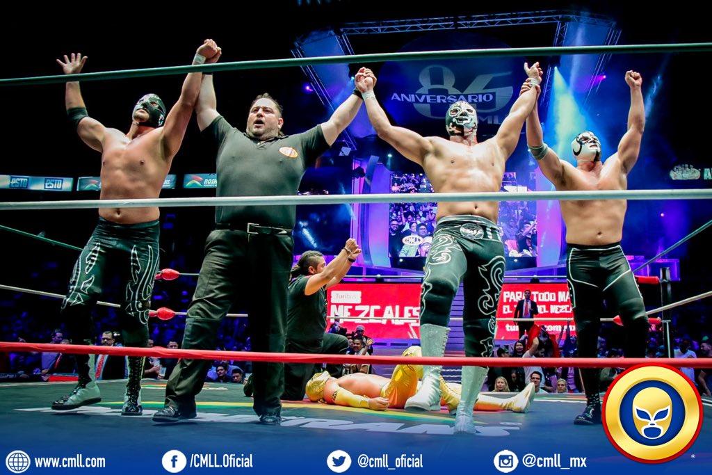 Una mirada semanal al CMLL (Del 20 al 26 junio de 2019) 16