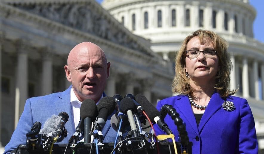 Mark Kelly, former astronaut, gun control activist, and husband of former congresswoman and mass shooting survivor Gabrielle Giffords, is running for the U.S. Senate against  Trump puppet Martha McSally in Arizona!   RETWEET if you support Kelly for the Senate in 2020! <br>http://pic.twitter.com/HwleeTmqLM