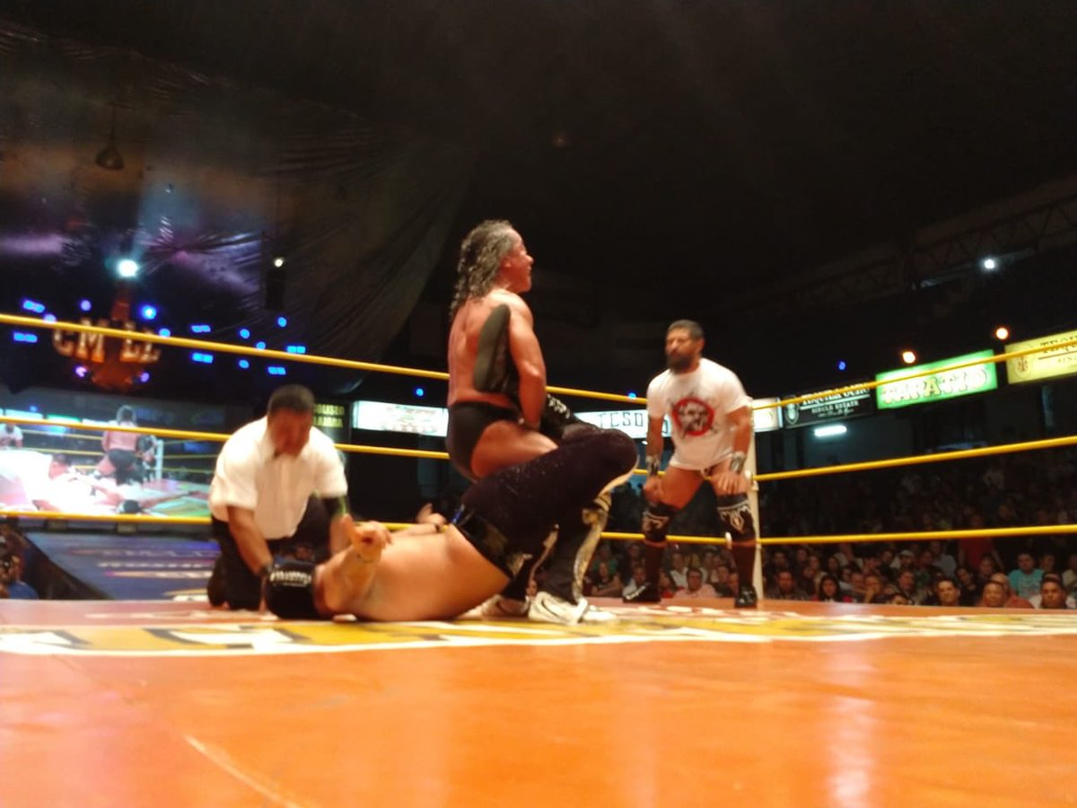 Una mirada semanal al CMLL (Del 20 al 26 junio de 2019) 17