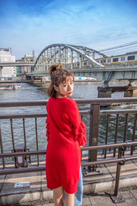 グラビアアイドルヴァネッサ・パンのTwitter自撮りエロ画像28
