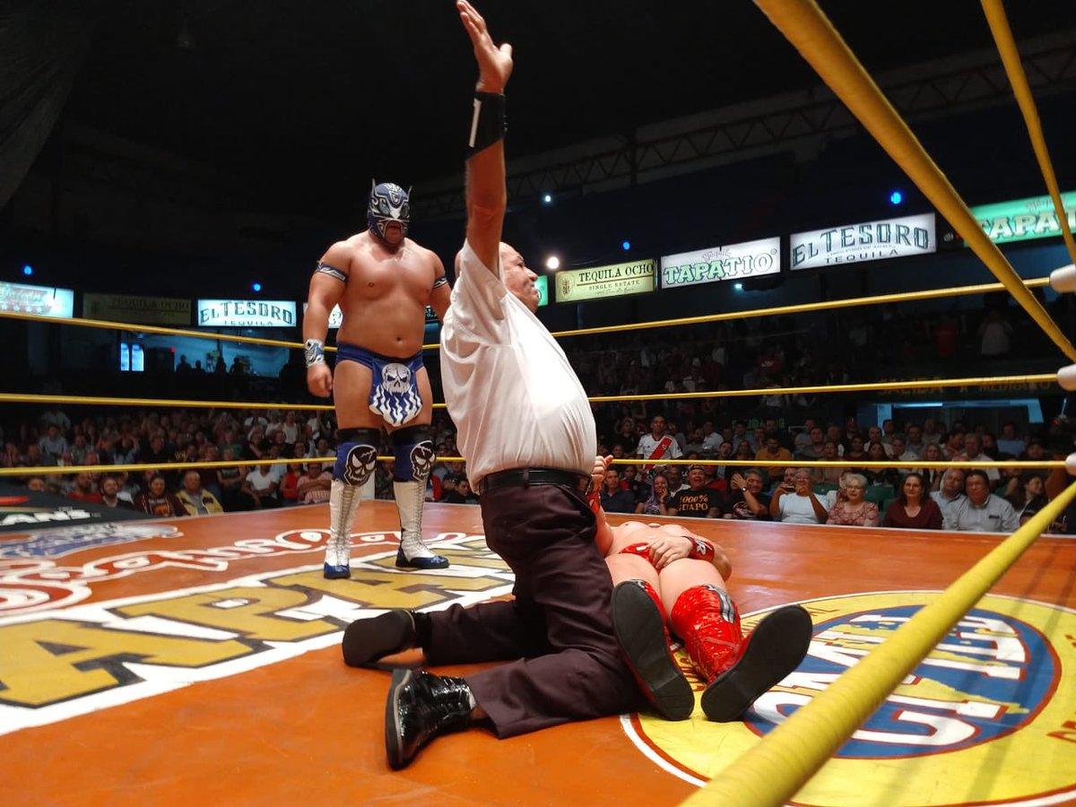 Una mirada semanal al CMLL (Del 20 al 26 junio de 2019) 18
