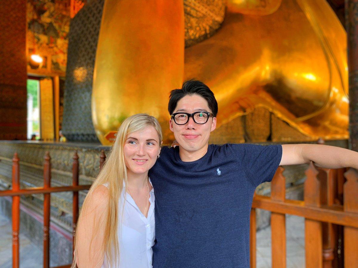 test ツイッターメディア - 先週タイに行ってきました。 タイには数え切れないほど行ったけれど久々のワットポー。相変わらずの大きさと暑さっぷり。 https://t.co/YQgc7kP3a7