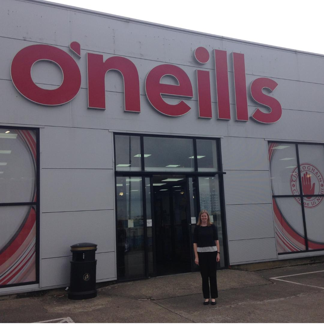 1b9ae8e4 ... in #Strabane & new retail store in #Derry. #oneills  #thechoiceofchampions #teamwear #gaa #soccer #cricket #basketball  #rugbypic.twitter.com/OQW50WvT2q