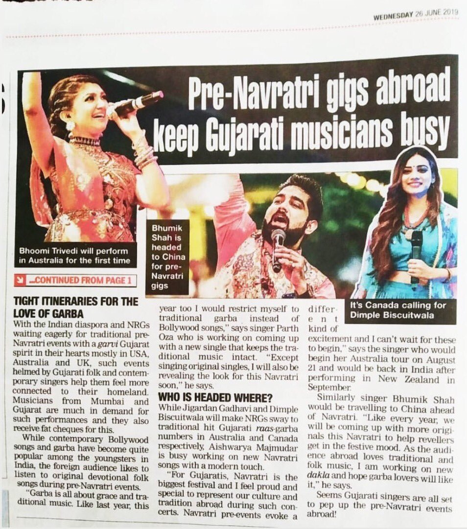 Thank you 😊 #Barodatimes @AhmedabadTimes @toi