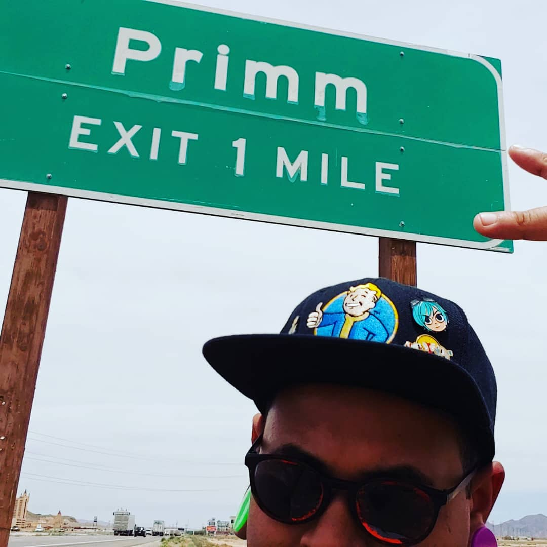 primm hashtag on Twitter