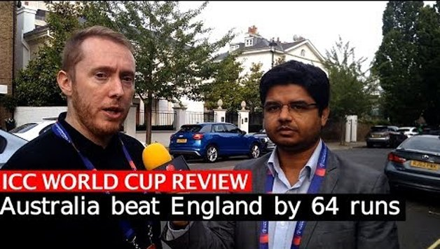 Australia outplayed England at Lord's