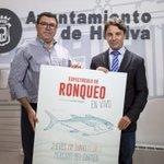 Image for the Tweet beginning: El @AytoHuelva y los comerciantes