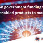 Image for the Tweet beginning: New £153m programme to commercialise