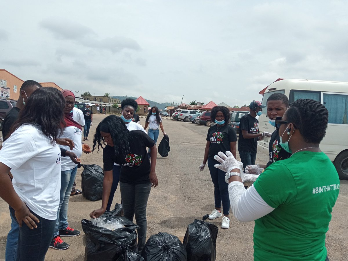 How often do you engage in community service?   Retweet if you've done community service and trash picking in your community.  Like you are yet to!  #YOS2019 #YouthOrganizingSchool #PickThatTrash