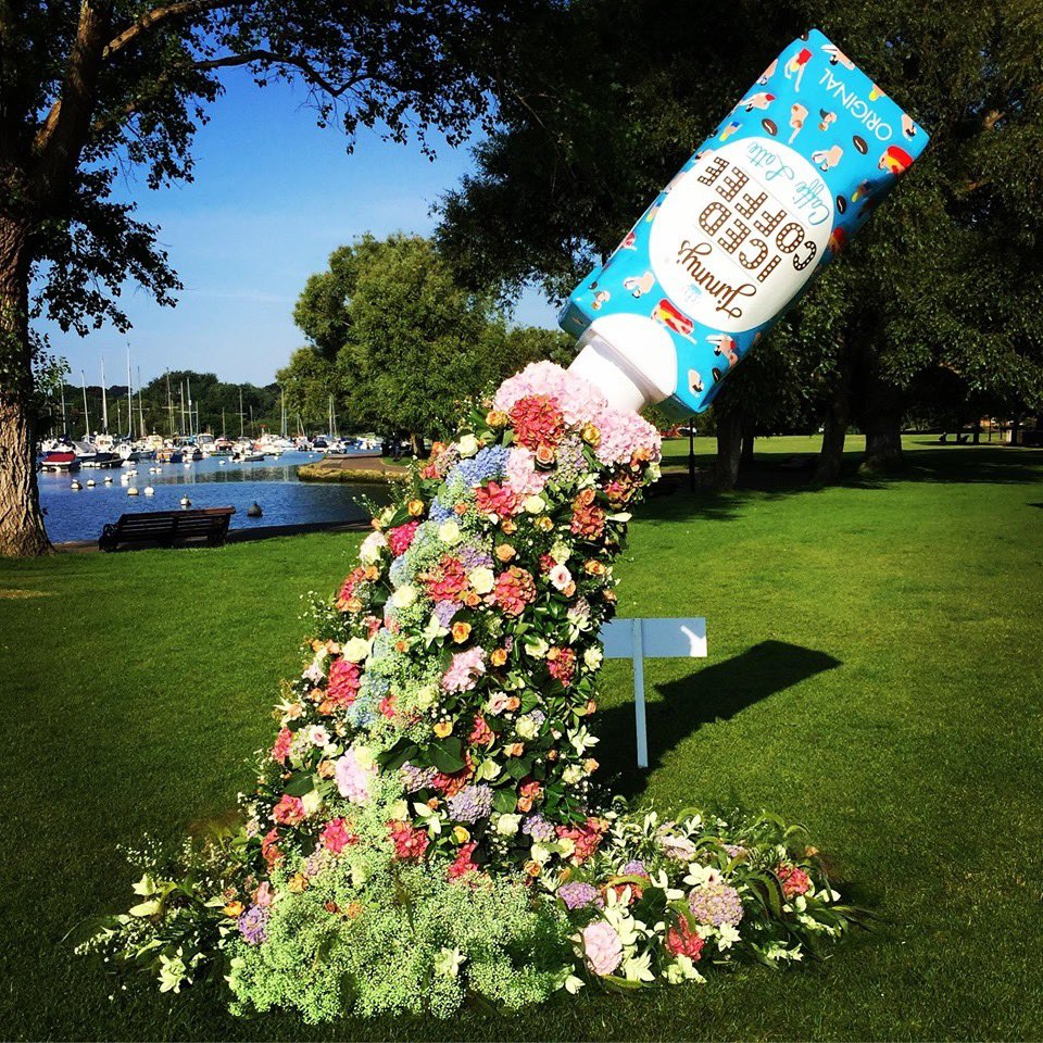 Don't miss the return of @FlowerFestUK to #ChristchurchDorset this weekend (14-16 June) for its second year as our beautiful town blooms with some delightful floral installations and a floral trail around the Priory grounds. #LoveXchurch <br>http://pic.twitter.com/eSpwcoK56U