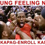 Image for the Tweet beginning: Parang champion ang feeling kapag