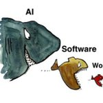 Image for the Tweet beginning: Modeling and Artificial Intelligence: friends