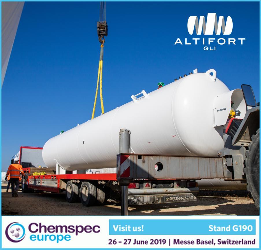 ALTIFORT GLI participe au salon #Chemspec à #MesseBasel en Suisse, le 26 et 27 Juin prochain 📆! Venez nous rencontrer sur notre Stand G190! #Industrie…