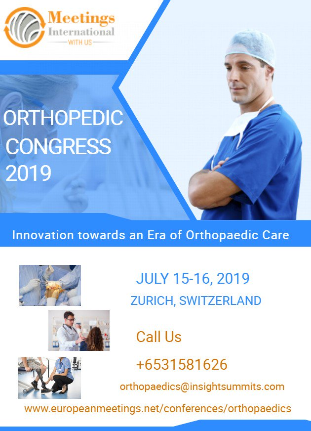 OrthopedicCongr - 4th Annual Orthopaedic Congress Twitter Profile