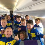 Image for the Tweet beginning: Crosfields U9 on Tour #
