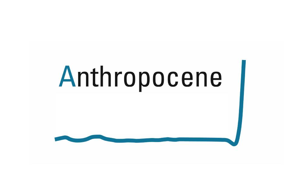 Whose signature this is? Gaia's doodle? No, the Antropocene Studies Group logo. A great sign of changes in our time awareness: 20 years ago the exponential curve would have been celebrated as great progress, now the same curve is looked at in horror.