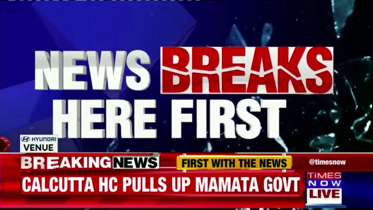 #Breaking | Calcutta HC has questioned Mamata Government about what steps have been taken against the accused and what steps were taken to end the doctors' strike. Mamata's Government has been given 7 days to respond.More details by @SreyashiDey.