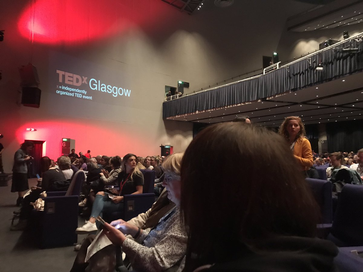 What a line up for @TEDxGlasgow today. Highlights for us: @Mark_Logan1 on women in leadership roles, @VirginMoney on banking & the poverty cycle and @HelenaKennedyQC on legal systems failing women. #TEDxGla2019 #ideasworthdoing<br>http://pic.twitter.com/a5jkU9jreT