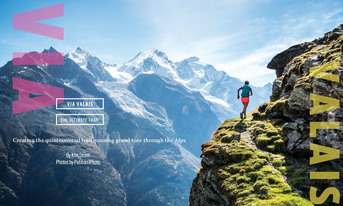 Kimberly Strom and @PatitucciPhoto hit the Alps. Again. They link up a series to create one of the ultimate trail-running adventures and grab some stunning images while theyre at it. #readrunrepeat #findyourdirt #findyourvert #trailrunner #trailrunning buff.ly/2MKq1VL