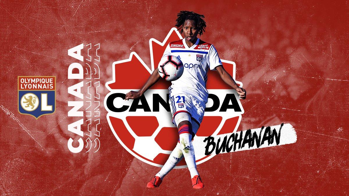 #CANNZL Le Canada de @keishaballa, buteuse lors du premier match, affronte la Nouvelle-Zélande (21h).