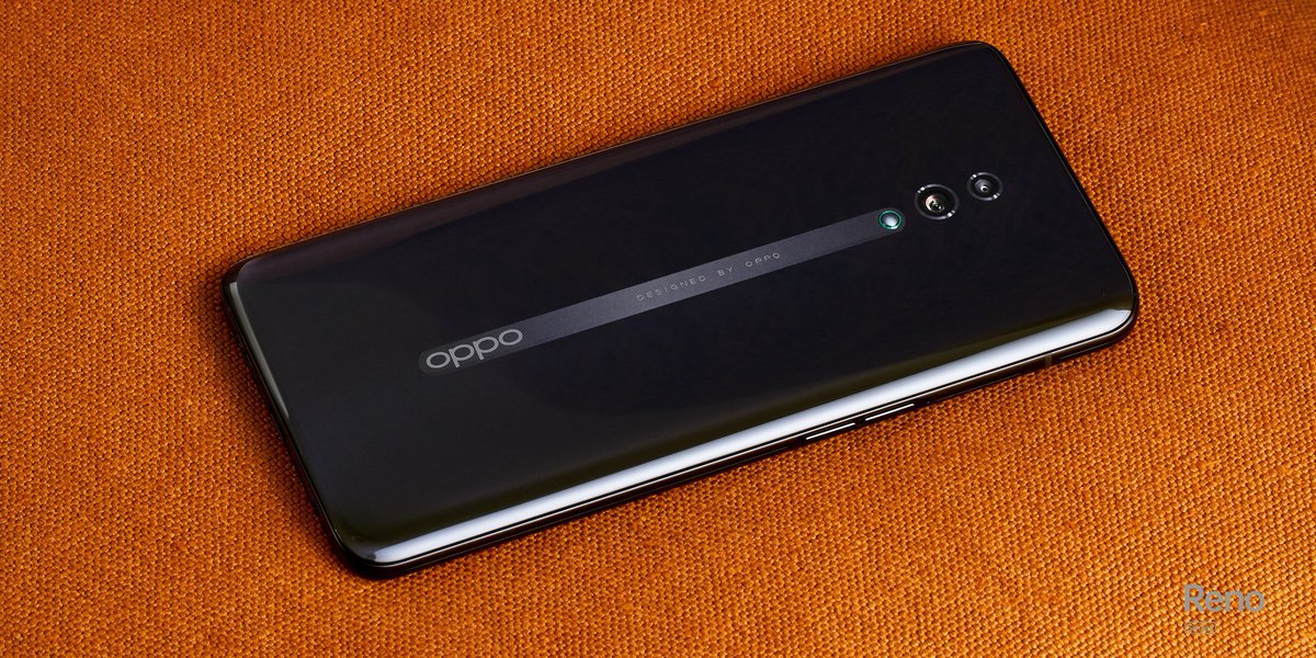 What do you think of #OPPOReno in Jet Black? ▪️◼️🖤ℹ️http://bit.ly/2IfA8h2