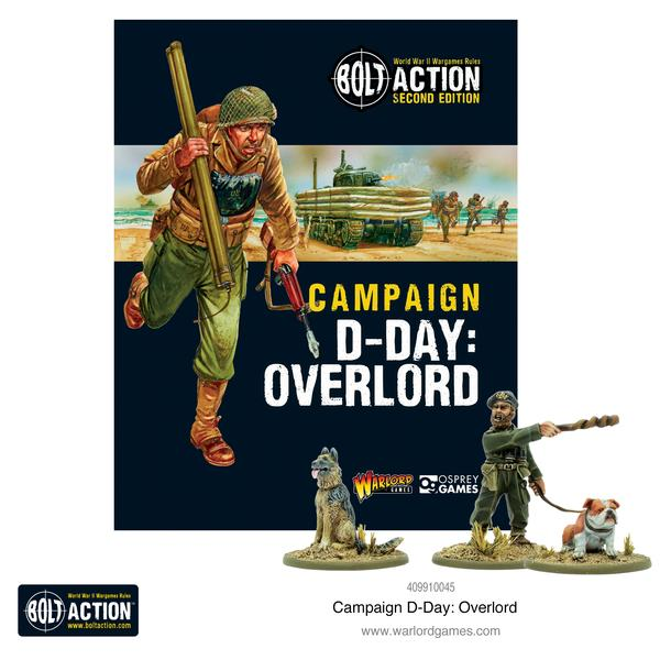 D-Day: Overlord is out and our campaign is in full swing! We want to see images from your latest battles!   Haven't got your copy yet? You can pre-order D-Day: Overlord here:  https://store.warlordgames.com/products/bolt-action-campaign-d-day-overlord…  #warlordgames #dday #ddayoverlord #boltaction #warlordgamesdday