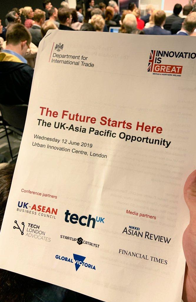Dept Int Trade ASEAN (@tradegovukASEAN) | Twitter