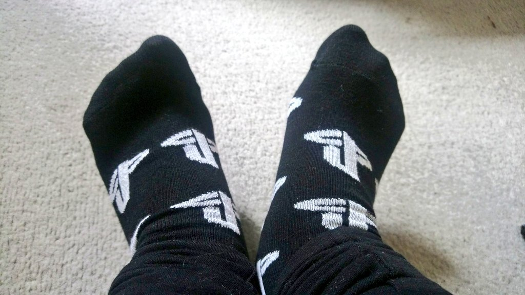 I haven't seen a #socksofgameaudio post for a while... #gameaudio SHOW US YOUR SOCKS! (please)   <br>http://pic.twitter.com/S9OWhbOefk