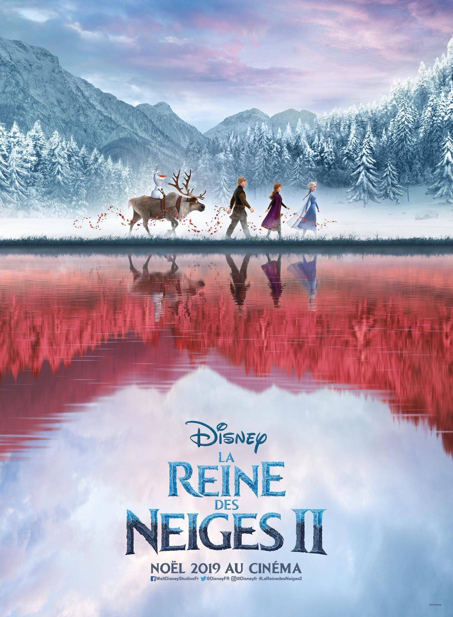 New #Frozen2 poster exclusive for the French market: <br>http://pic.twitter.com/0cyH0y58wC