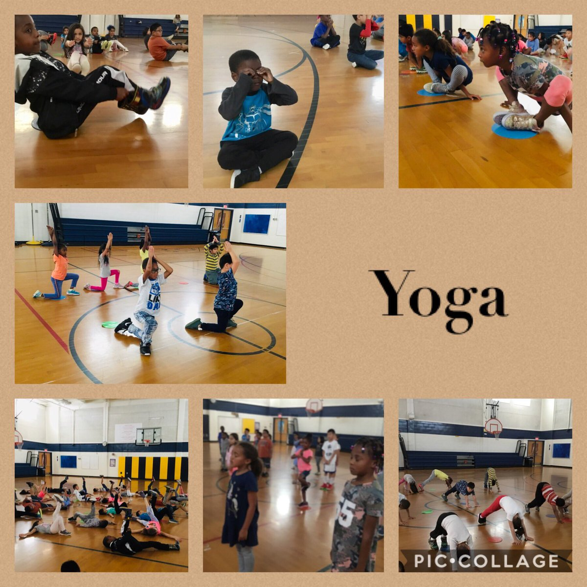 First grade/Kinder practicing yoga. <a target='_blank' href='http://search.twitter.com/search?q=HFBTweets'><a target='_blank' href='https://twitter.com/hashtag/HFBTweets?src=hash'>#HFBTweets</a></a>  <a target='_blank' href='http://search.twitter.com/search?q=APSisAwesome'><a target='_blank' href='https://twitter.com/hashtag/APSisAwesome?src=hash'>#APSisAwesome</a></a>  <a target='_blank' href='http://search.twitter.com/search?q=HFBFirstGrade'><a target='_blank' href='https://twitter.com/hashtag/HFBFirstGrade?src=hash'>#HFBFirstGrade</a></a>  <a target='_blank' href='http://search.twitter.com/search?q=kindergartenHFB'><a target='_blank' href='https://twitter.com/hashtag/kindergartenHFB?src=hash'>#kindergartenHFB</a></a> <a target='_blank' href='https://t.co/QjdRknpVNM'>https://t.co/QjdRknpVNM</a>