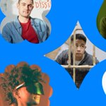 Image for the Tweet beginning: 15 young LGBTQ artists driving