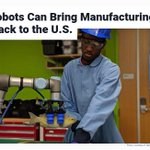 Image for the Tweet beginning: We're working to make robotics