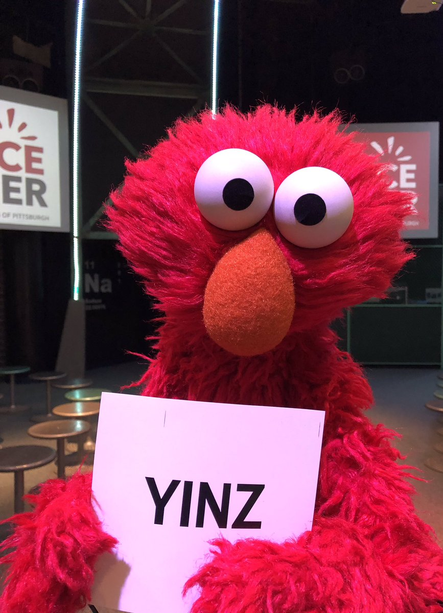 Elmo's in Pittsburgh now! Yeah baby! #ThisIsMyStreet<br>http://pic.twitter.com/vYAMHz7ErG
