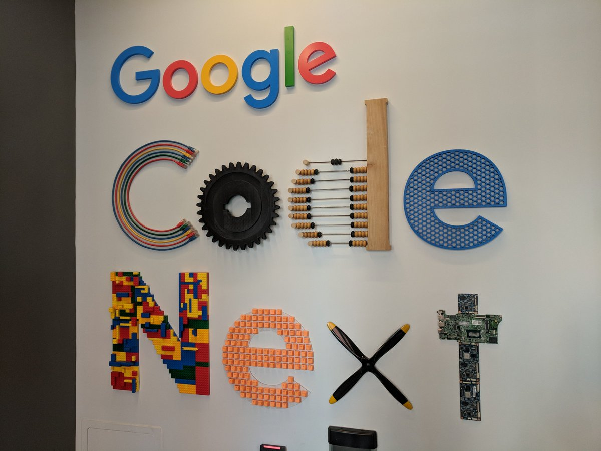 a259a175fb Thank you @Google #CodeNext for hosting us in your awesome, new space!pic. twitter.com/7GvOs12ZXo