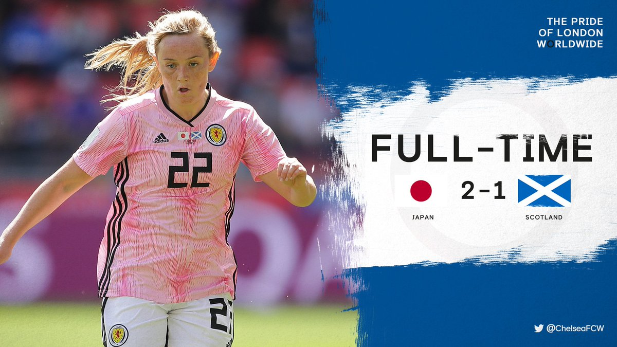 It's all over in Rennes...  #SCO  are still looking for their first point in the #FIFAWWC   #JPNSCO<br>http://pic.twitter.com/dPcFl6GRTh