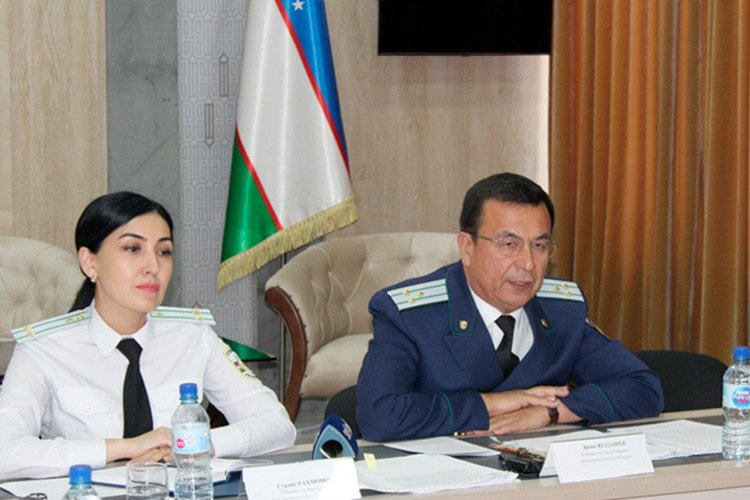 заботящиеся показать фото генпрокурора узбекистана самая