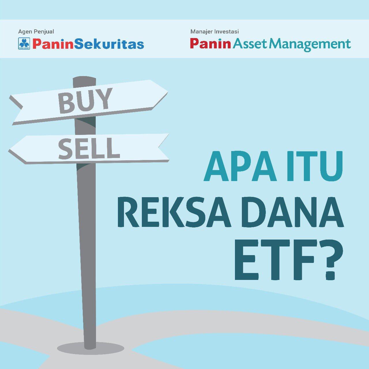 Mengenal Seluk Beluk Exchange Traded Fund Etf Rudiyanto