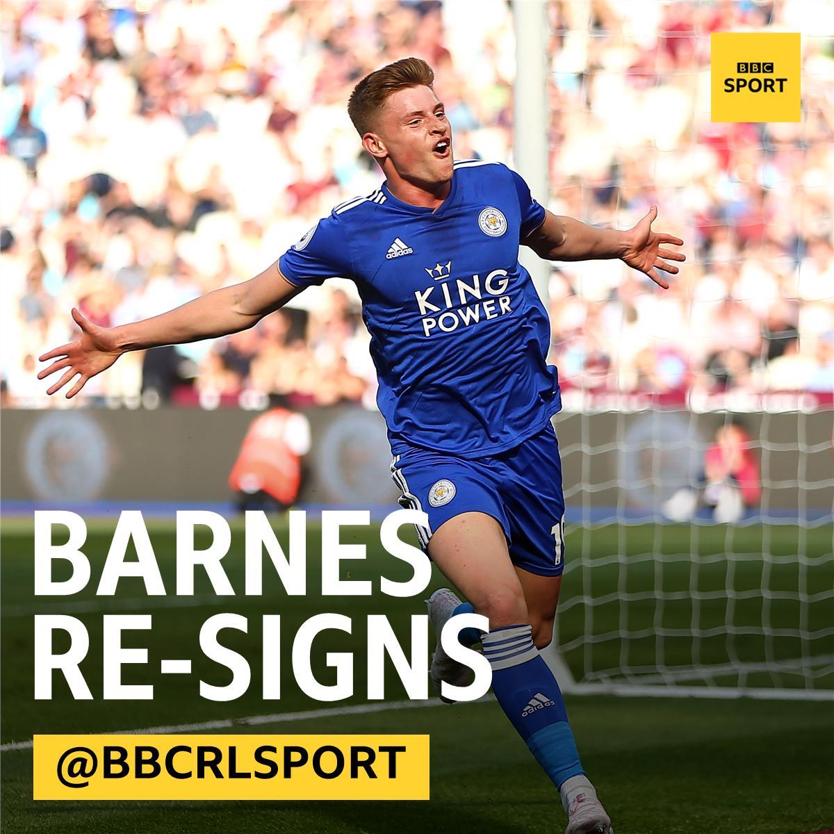@BBCRLSport's photo on Harvey Barnes